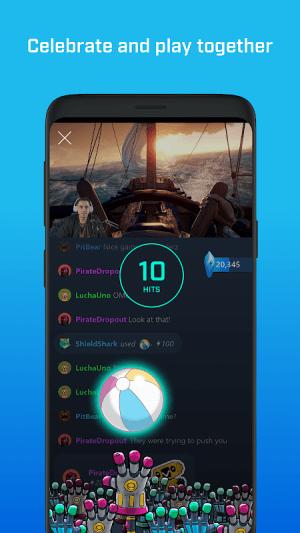 Mixer – Interactive Streaming 4.10.0 Screen 3
