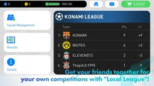 PES2017 -PRO EVOLUTION SOCCER- 1.2.0 Screen 11
