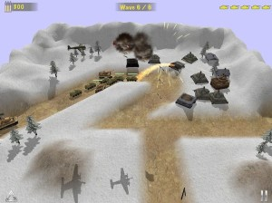 Concrete Defense 1940: WWII Tower Siege Game 1.6 Screen 2