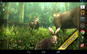 Android Forest HD Screen 7
