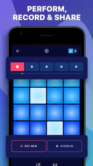 Android Drum Pads - Beat Maker Go Screen 9