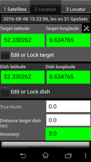 Satellite Locator 0.6.2 Screen 5