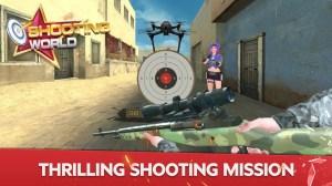 Shooting World - Gun Fire 1.2.48 Screen 5