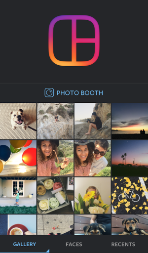 Layout from Instagram: Collage 1.3.6 Screen 4