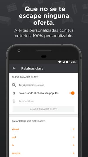 Chollometro – Chollos, ofertas y cosas gratis 5.21.53 Screen 3