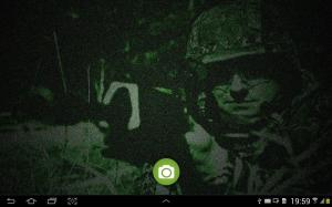 Android Night Vision Camera Simulation Screen 4