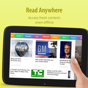 SmartNews 3.1.0 Screen 2