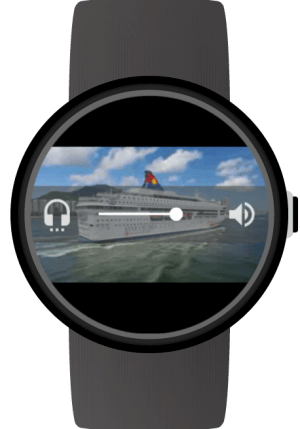 Video Gallery for Wear OS (Android Wear) 1.0.200407 Screen 1