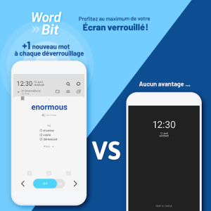 WordBit Anglais (mémorisation automatique ) 1.3.8.84 Screen 3