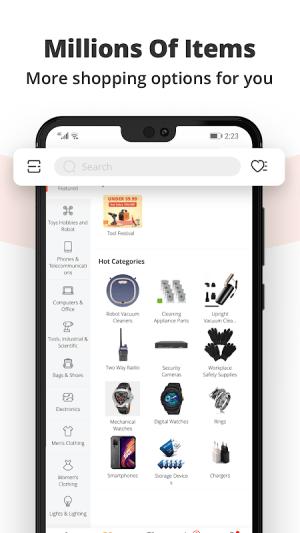 Banggood - Global leading online shop 7.28.1 Screen 1