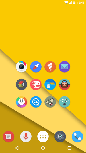 Kiwi UI Icon Pack 1.0.8 Screen 3