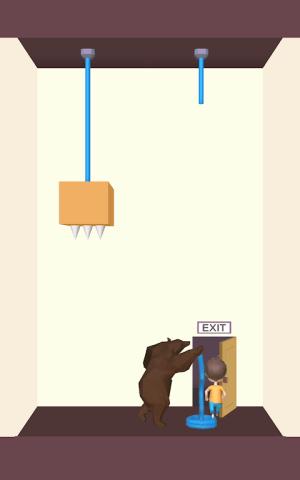 Rescue Cut - Rope Puzzle 1.11 Screen 2