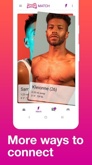 Jack'd - Gay Chat & Dating 6.3502 Screen 1