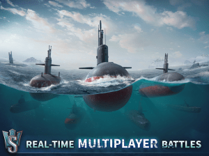 WORLD of SUBMARINES: Navy Shooter 3D Wargame 1.6.1 Screen 9