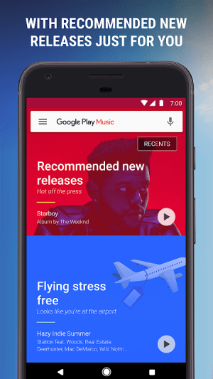 Google Play Music 8.17.7736-1.K Screen 2
