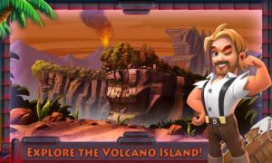 Volcano Island: Tropic Paradise 1.3.6 Screen 1