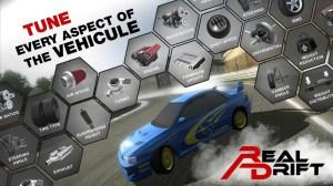 Real Drift Car Racing 5.0.6 Screen 3