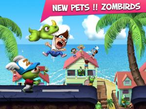 Android Zombie Tsunami Screen 10
