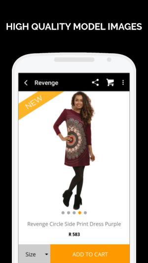 Zando Fashion Online Shopping 1.0.8.1 Screen 5