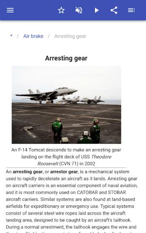 Construction of aircraft 8.5.4 Screen 3