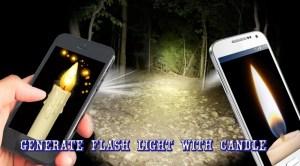 Candle FlashLight 1.07 Screen 4