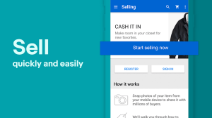 eBay Online Shopping - Buy, sell and save money 5.36.0.20 Screen 3