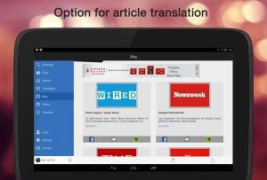 Android Sesli Sözlük Screen 14