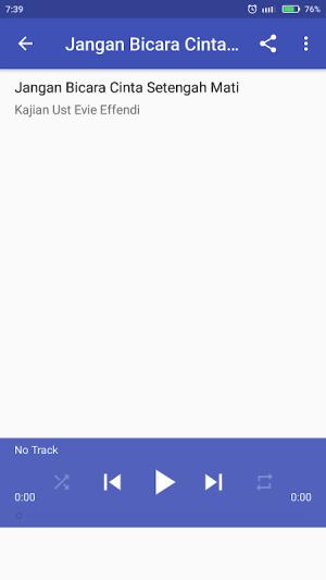 Kajian Full Offline Ust Evie 7.0 Screen 3