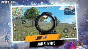 Android Garena Free Fire: Winterlands Screen 4