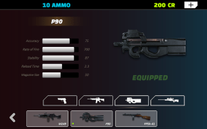 Android Canyon Shooting 2 - Free Shooting Range Screen 1