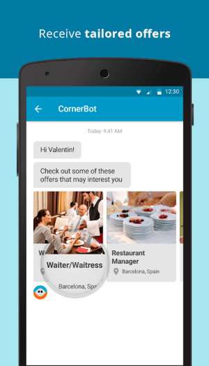 CornerJob - Job offers, Recruitment, Job Search 1.6.2 Screen 4