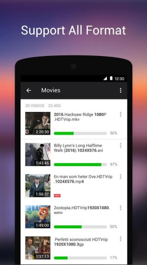 Video Player All Format 1.3.6.3x86 Screen 4