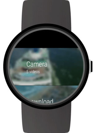 Video Gallery for Wear OS (Android Wear) 1.0.200407 Screen 2