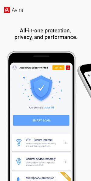 Avira Antivirus 2020 - Virus Cleaner & VPN 6.4.1 Screen 5