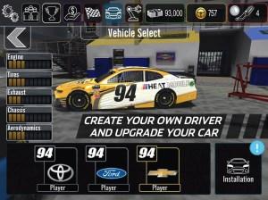 NASCAR Heat Mobile 3.0.6 Screen 5