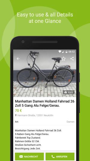 eBay Kleinanzeigen for Germany 9.7.0 Screen 2