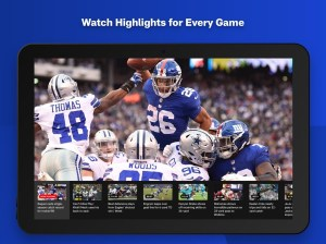 NFL 17.5.0 Screen 5