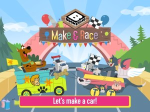 Boomerang Make and Race - Scooby-Doo Racing Game 2.4.1 Screen 1