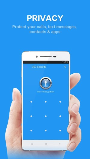 Android 360 Security - Antivirus Free Screen 5