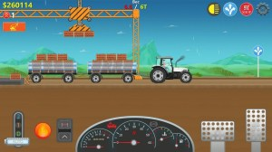 Trucker Real Wheels - Simulator 1.5.2c Screen 6