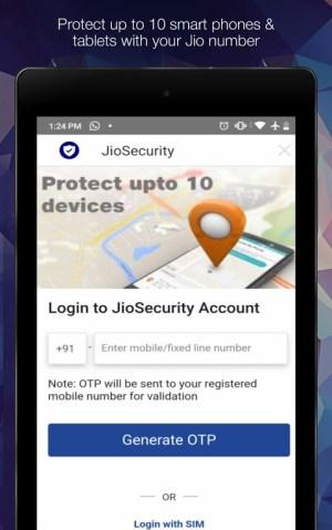 JioSecurity: Malware Scan, Antivirus, App Lock 4.8.2.4566 Screen 2