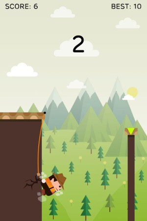 Android Rope Swing Screen 2
