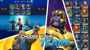 MARVEL Puzzle Quest: Join the Super Hero Battle! 196.517093 Screen 5