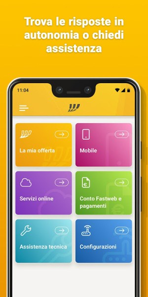 MyFastweb 4.4.18 Screen 10