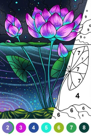 Paint By Number - Free Coloring Book & Puzzle Game 1.16.7 Screen 7