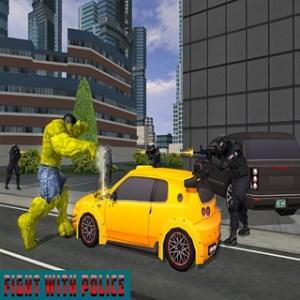 Monster Hero City Battle 1.0 Screen 2