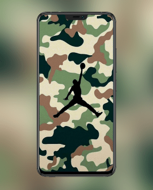 Android Camouflage Wallpapers and Backgrounds Screen 1