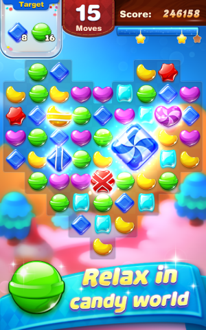 Sweet Candy Forest 7.30.3151 Screen 5