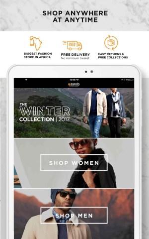 Online Fashion Shopping Zando 1.4.1 Screen 8