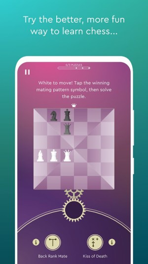 Magnus Trainer - Learn & Train Chess A1.7.171 Screen 3